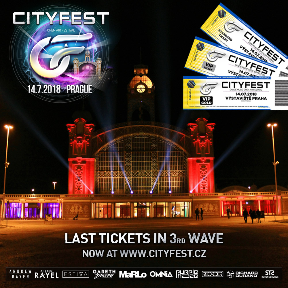 Last tickets in 3rd wave now on sale!