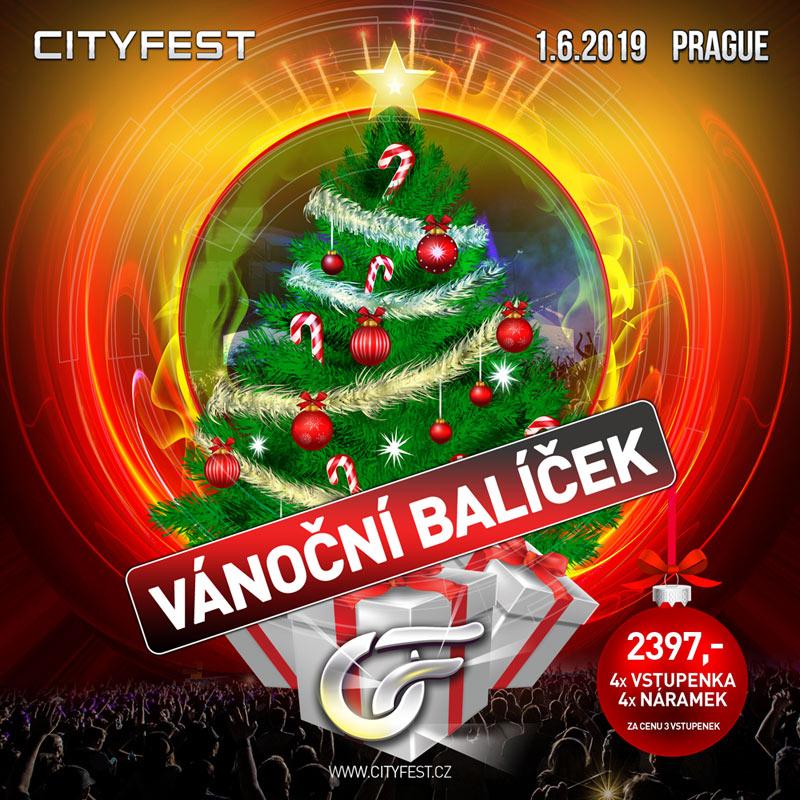 CityFest 2019 - Vánoční balíček