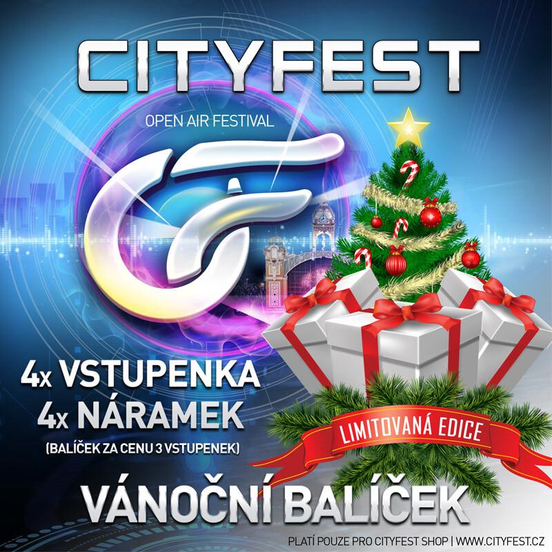 CityFest 2018 - Vánoční balíček